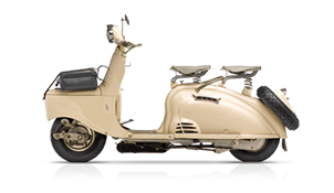 The S57 scooter launched