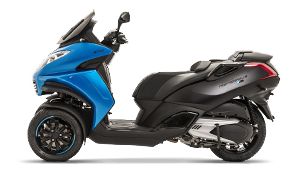 Peugeot Metropolis scooter launched