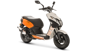 Django scooter launched